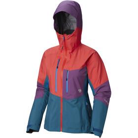 Mountain Hardwear Exposure/2 Gore-Tex Pro Jacket Damen fiery red